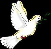 200px-Peace_dove.svg